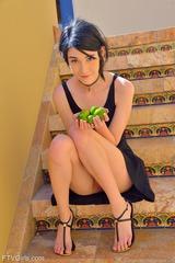Ivy In Her Phallic Fruit 13