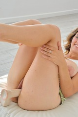 Gianna Plays With Her Dildo 05