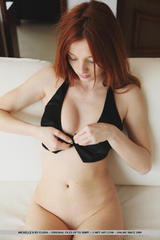 Gorgeous Michelle knows how to seduce 12