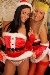 Santa's Sexy Helpers 10