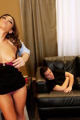 Olivia Wilder and Logan Pierce 01