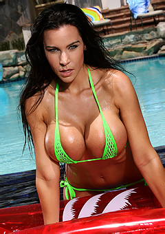 Laura Lee Wet All Over