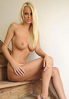 Topless Rhian Sugden