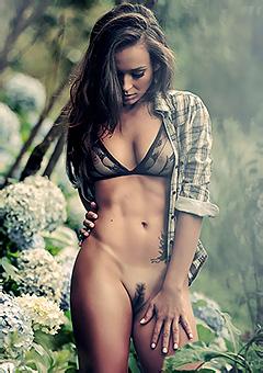 Brazilian Bianca Borba