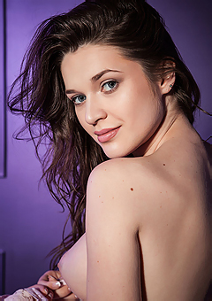 Serena Wood - Sweet Lavender