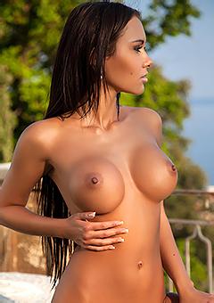 Mareeva White Bikini