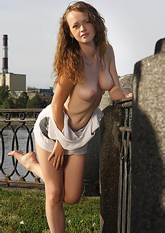 Helena In Naked On The Neva