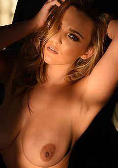 Busty Blonde Jodie Gasson