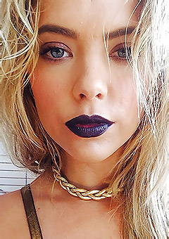 Truly Wondrous Model And Actress Ashley Benson